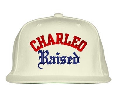 "Image of The ""Charleo Raised"" Snapback"