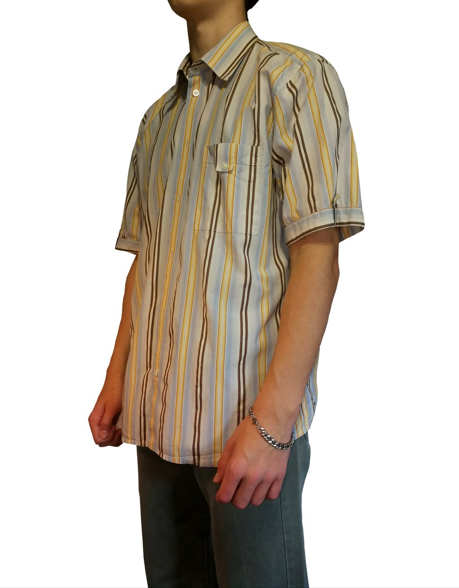 Image of Striped summer shirt