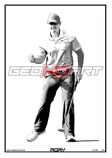 Image of RORY McILROY