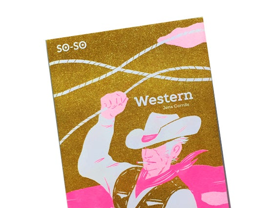 Image of HEFT So-So #8 Western