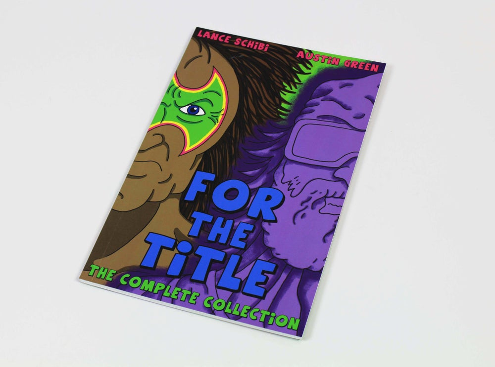 Image of FOR THE TITLE: The Complete Collection Trade Paperback Book
