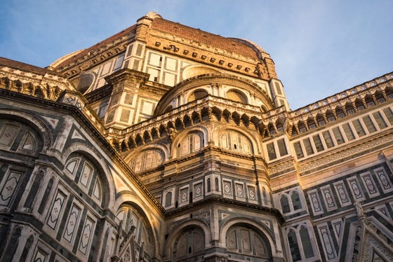 Image of Firenze Cathedral.