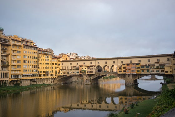 Image of Ponte Vecchio.