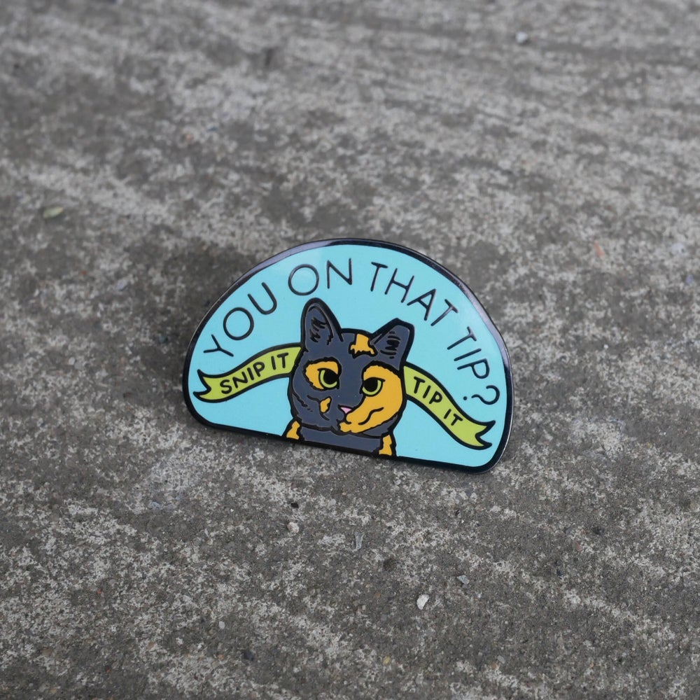 Image of Cat Man x Megan Lynn Kott : You On That Tip?