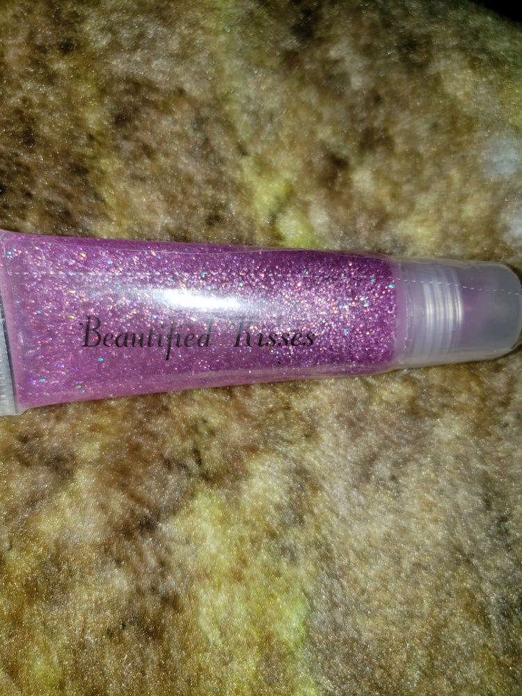 Image of Beautified Kisses Lip Gloss- Yum Yum