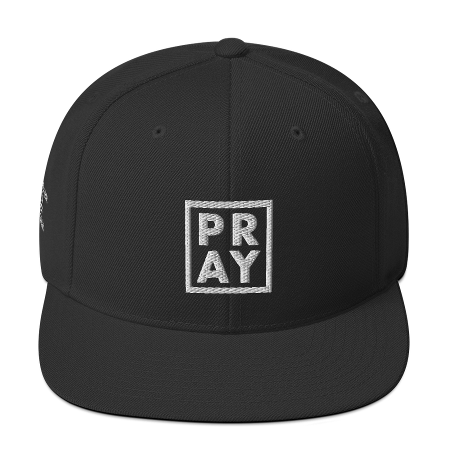 Image of PRAY Snapback (Limited Time)