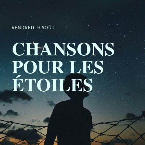 Image of Chansons pour les étoiles