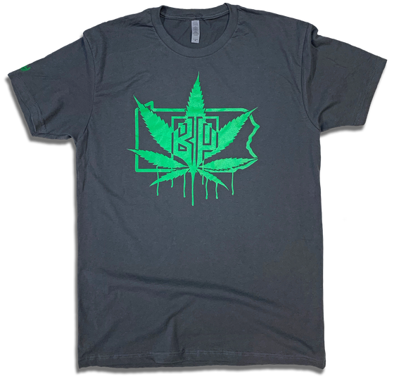Image of Cannawealth tee
