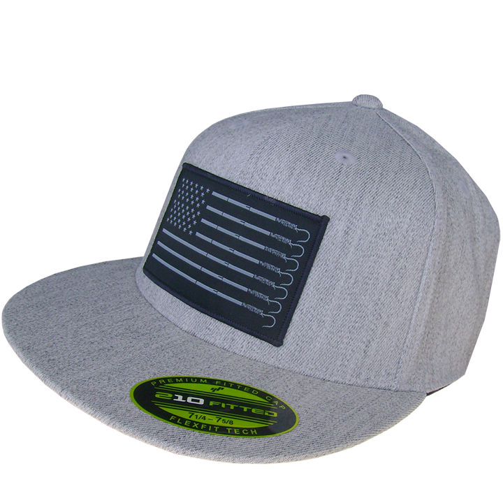 Image of Trust 210 Fitted Hat (heather)