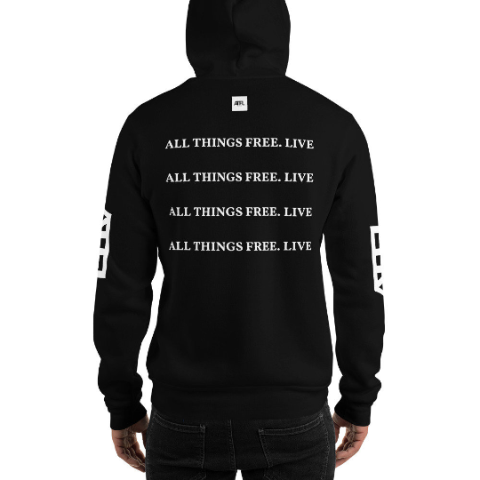 "Image of ATF.L ""By Any Means Necessary"" Hoody"