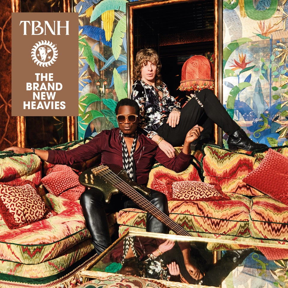 Image of The Brand New Heavies - TBNH CD (Pre-order)