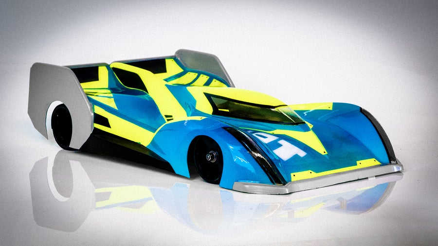 Image of Phat Bodies - Electra 1/12 LMP Bodyshell