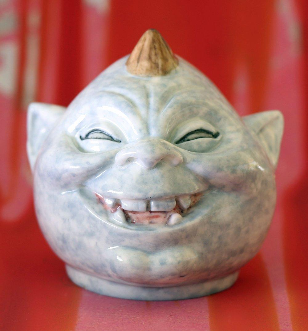 Image of HIDESHI HINO GONGORO 'HEAD SERIES' PRE-ORDER