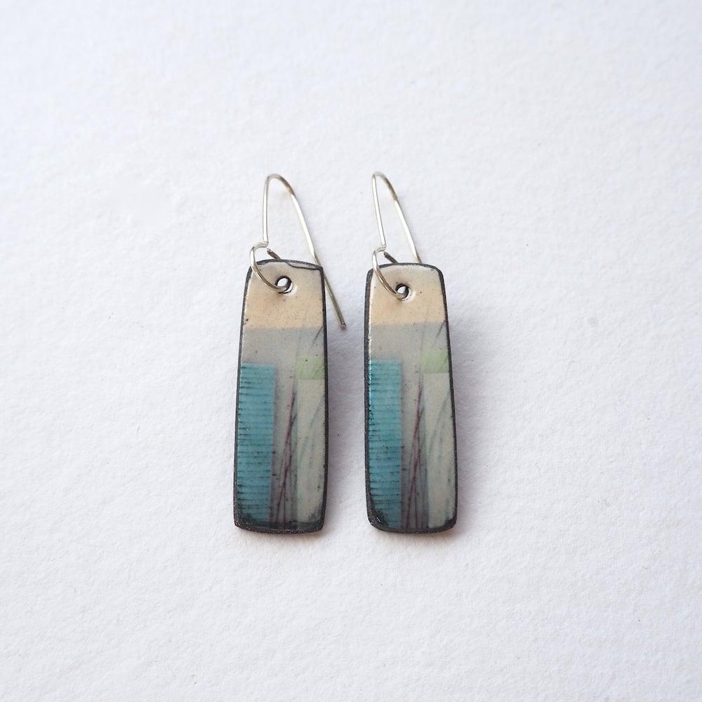 Image of Elements Range - Mere Drop Earrings