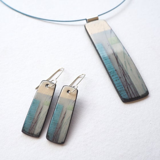 Image of Elements Range - Mere Drop Earrings