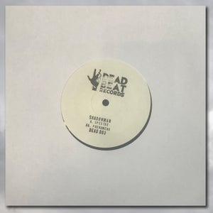 "Image of DEAD003 - Shadowman - Spectre / Phenomena - 12"" vinyl"
