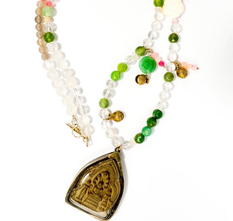 Image of Jade Buddhakette