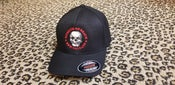 Image of M.O.D. New Orleans Black Logo Flexfit Hat