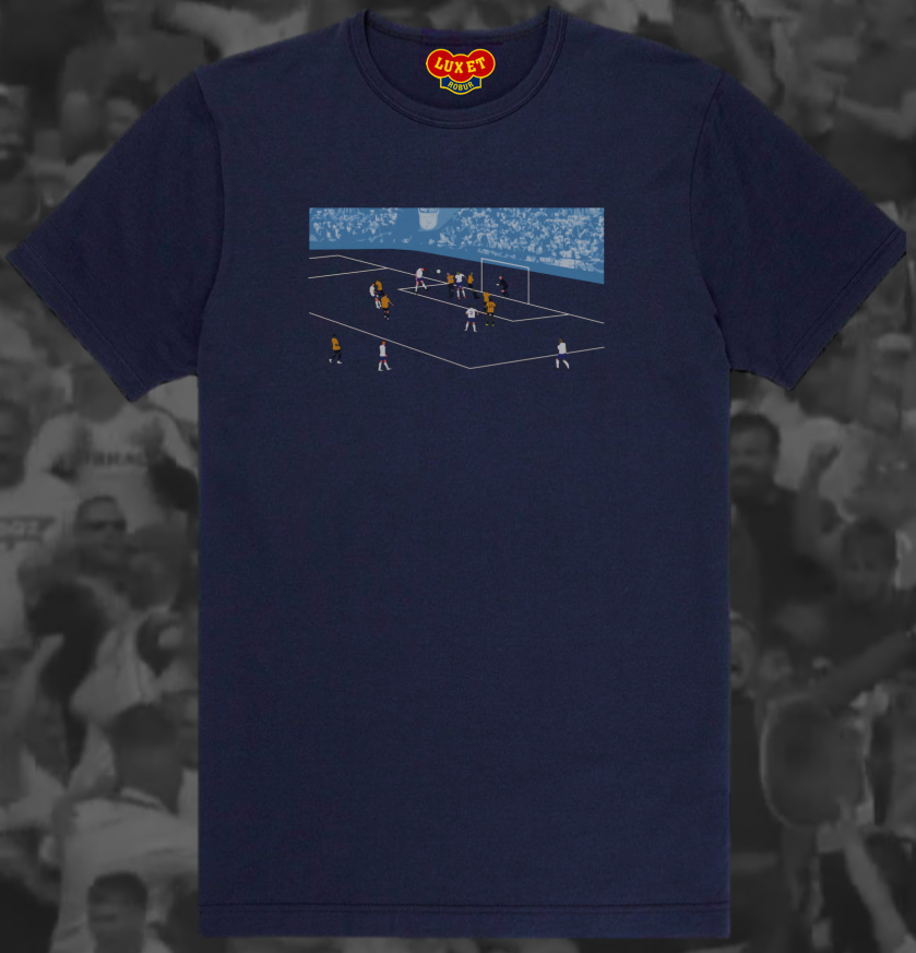 Image of IT'S THERE // D055 - Navy