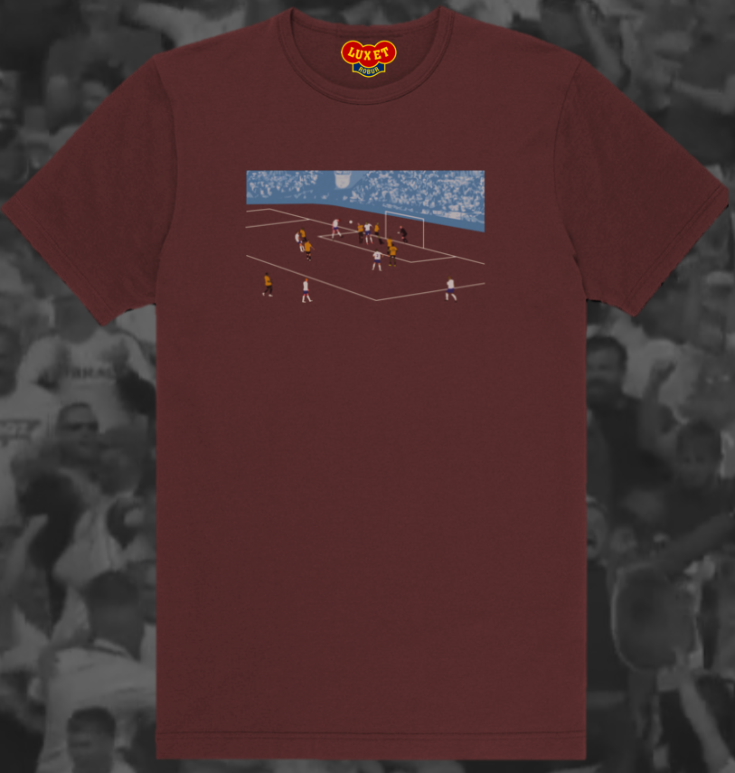Image of IT'S THERE // D056 - Maroon