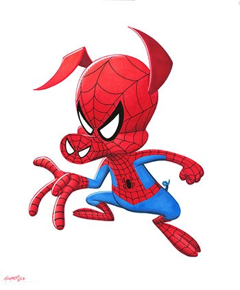 Image of Spider-Ham