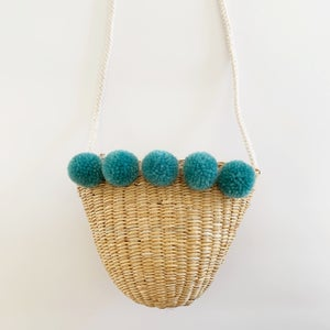 Image of Pom Purse - Summer Colors
