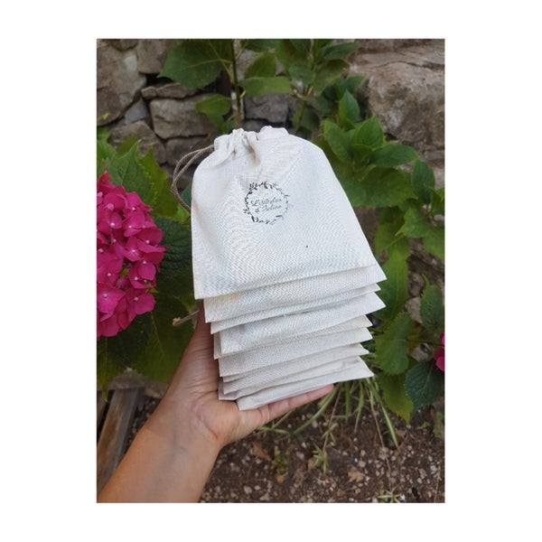 Image of Petit sac à vrac ou pour lingettes
