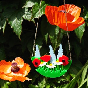 Image of Wild Flower Necklace