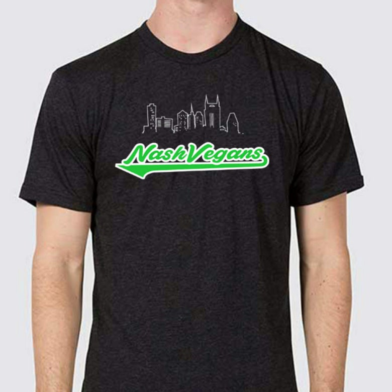 Image of NASHVEGANS T-SHIRT