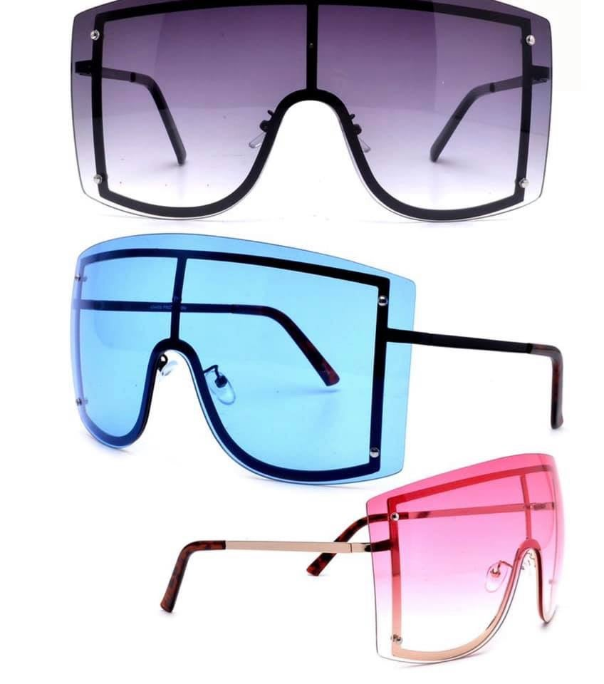 Image of Unisex Shield Frames