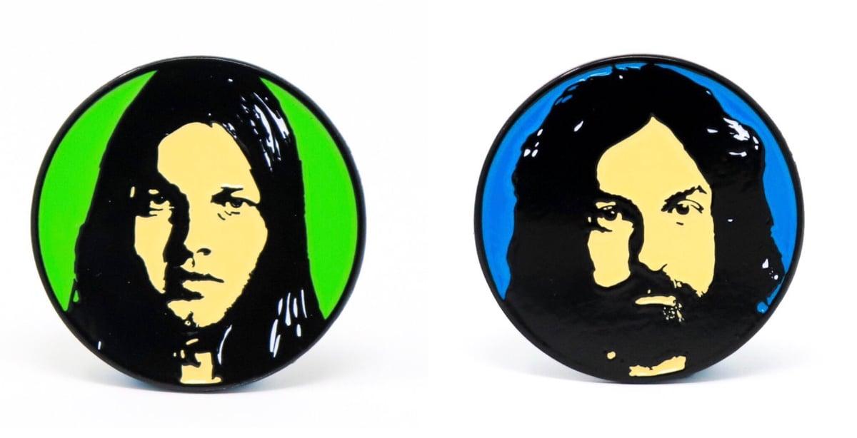 Image of Pink Floyd - David Gilmour & Nick Mason