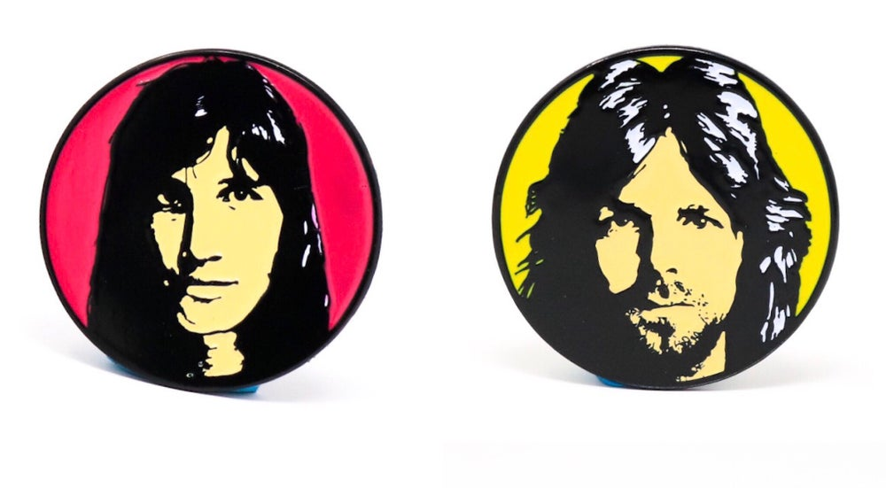 Image of Pink Floyd - Roger Waters & Richard Wright