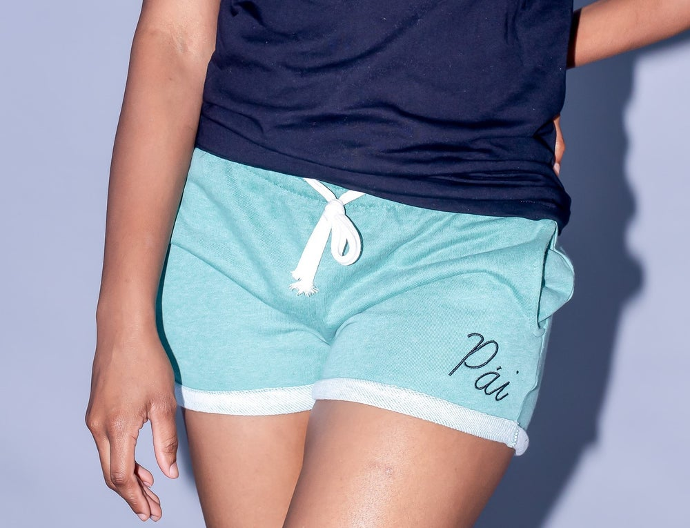 Image of Green Forest Pái Shorts