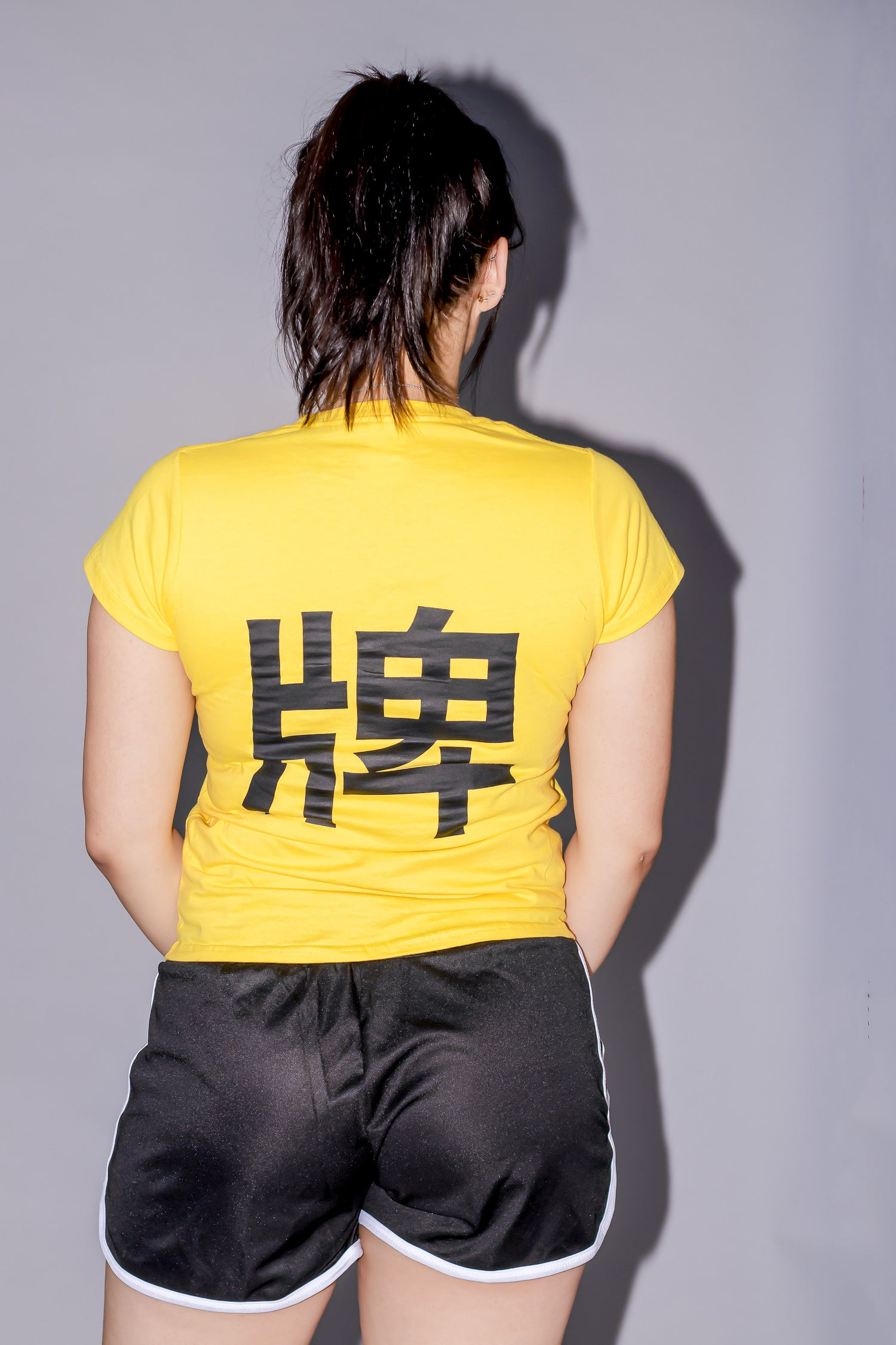 Image of Women's Yellow-Lemon Pái Shirt