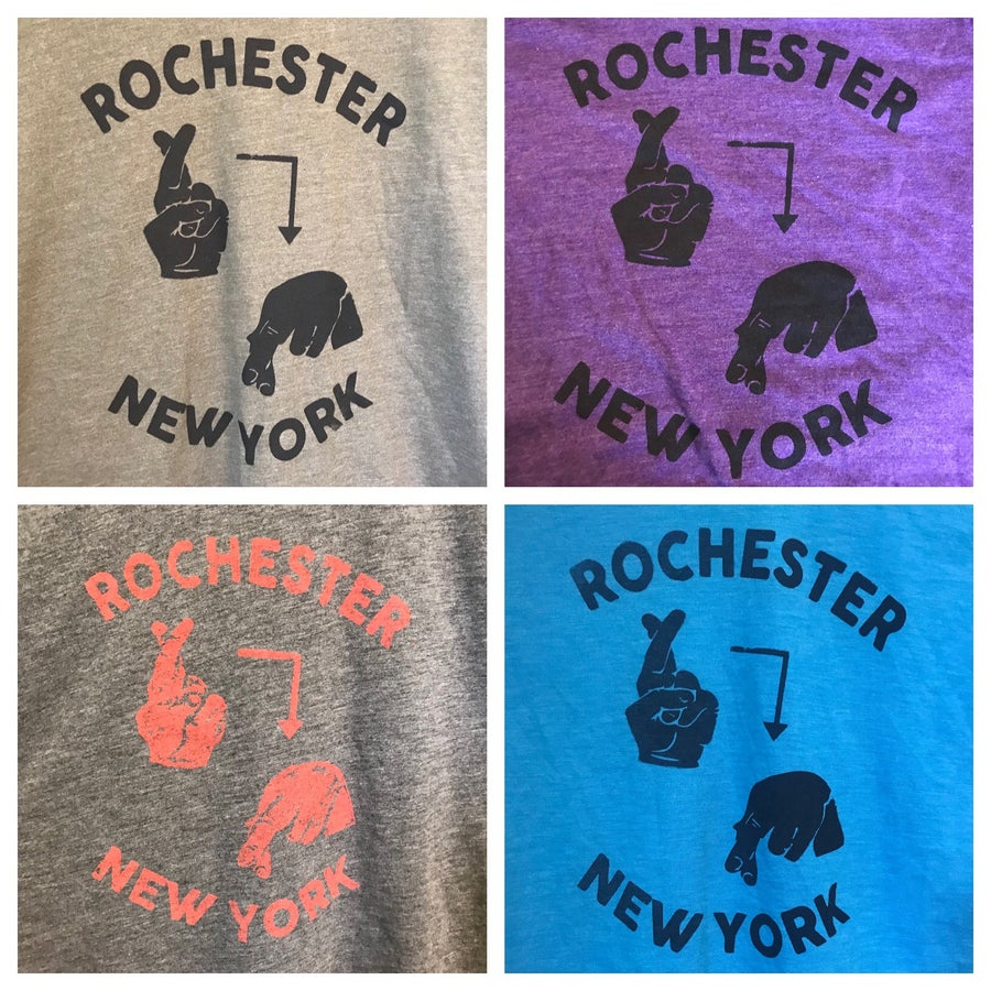 Image of ROCHESTER CHILD/YOUTH SHIRTS