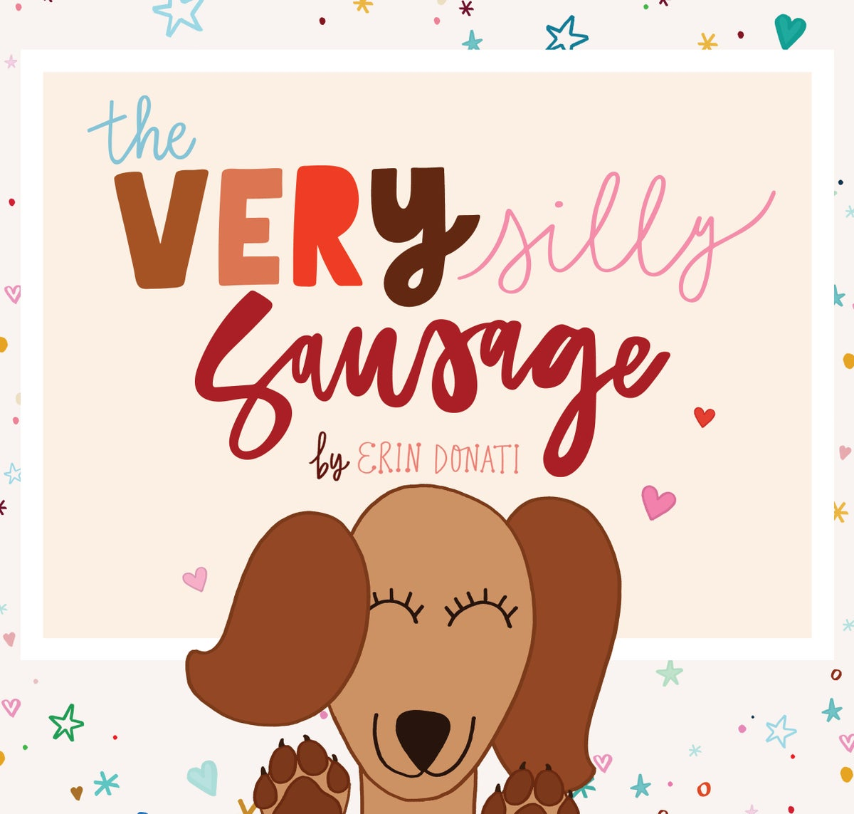 Image of THE VERY SILLY SAUSAGE