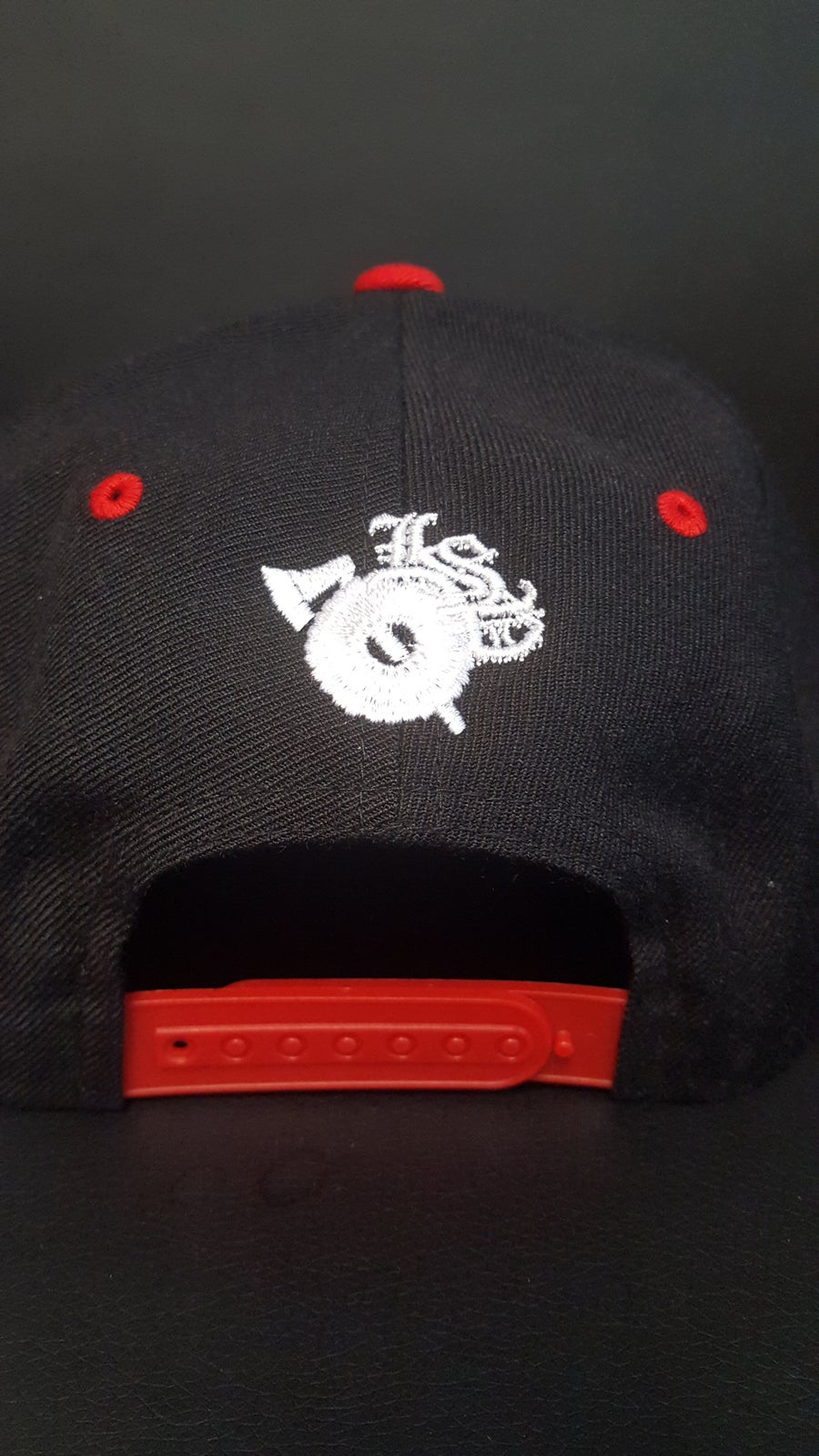 Image of INSANE POETRY: Butcher Knife Music Snapback Hat