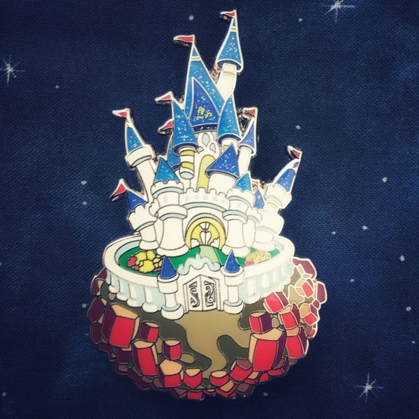 Image of Kingdom Hearts - Disney Castle