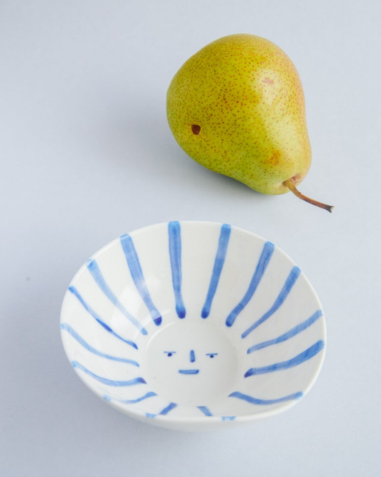 Image of Mała miseczka słoneczna III / Small sunny bowl