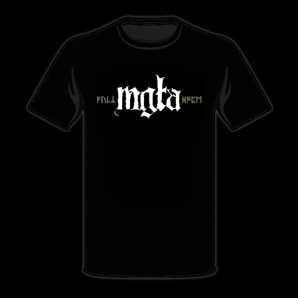 Image of MGŁA - 'Exercises in futility' men's t-shirt