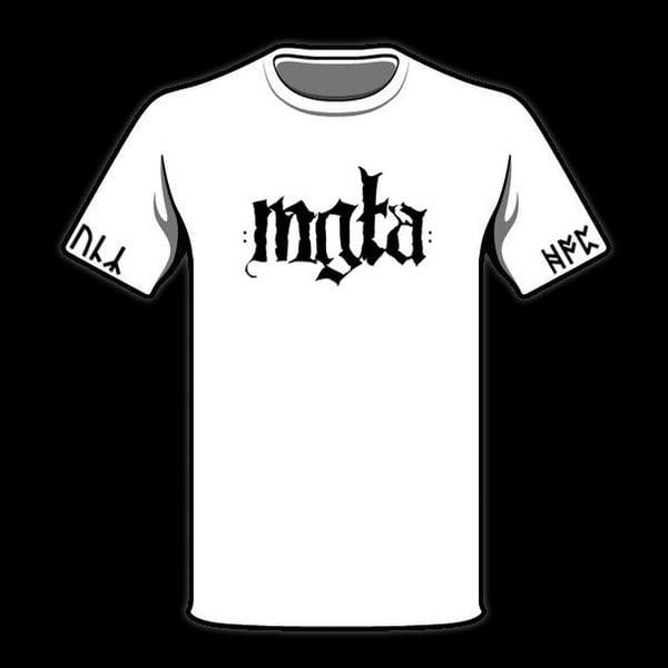 Image of MGŁA - 'Hesychasm' men's t-shirt