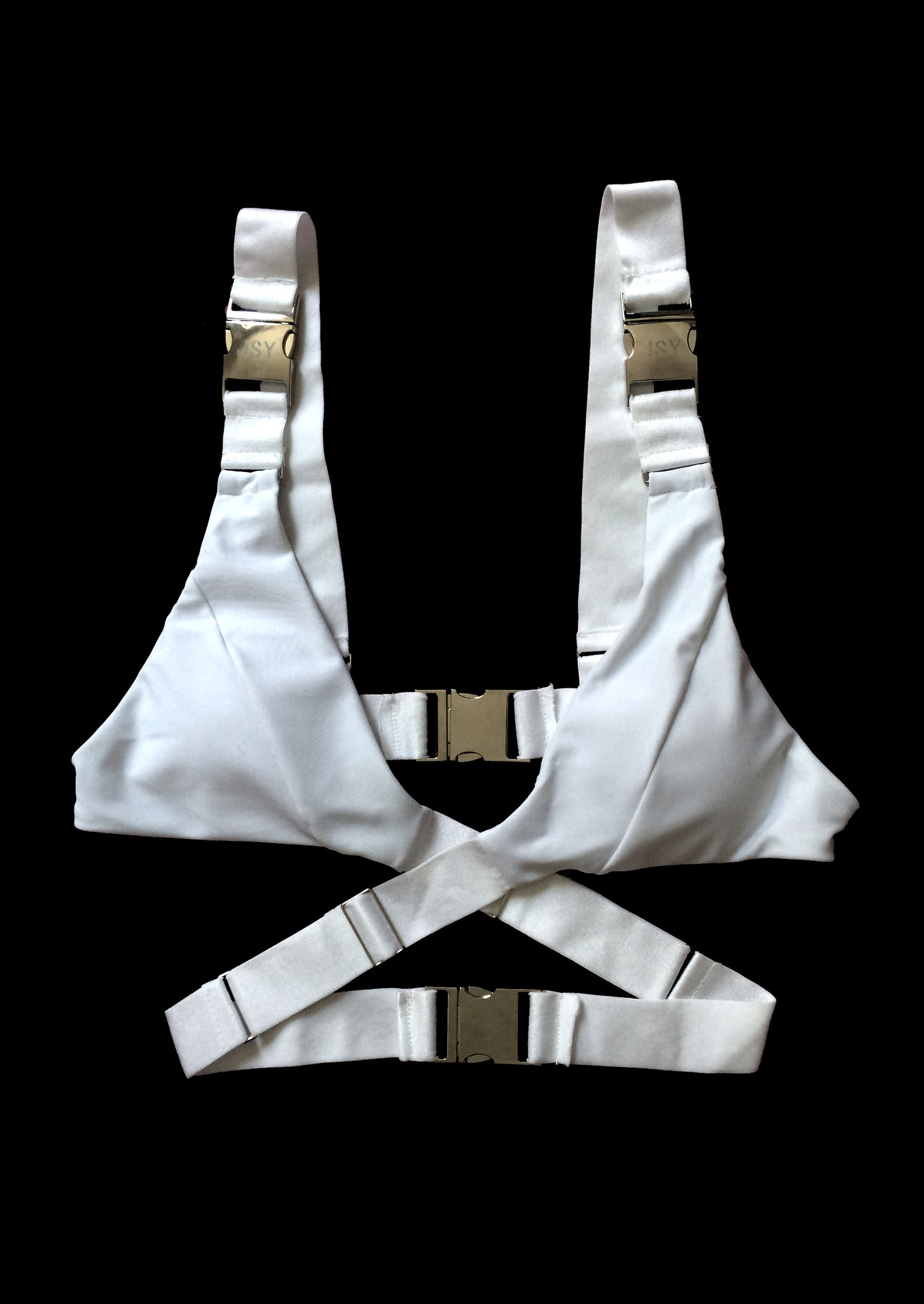 Image of TOP SWIM STRAP SILVER