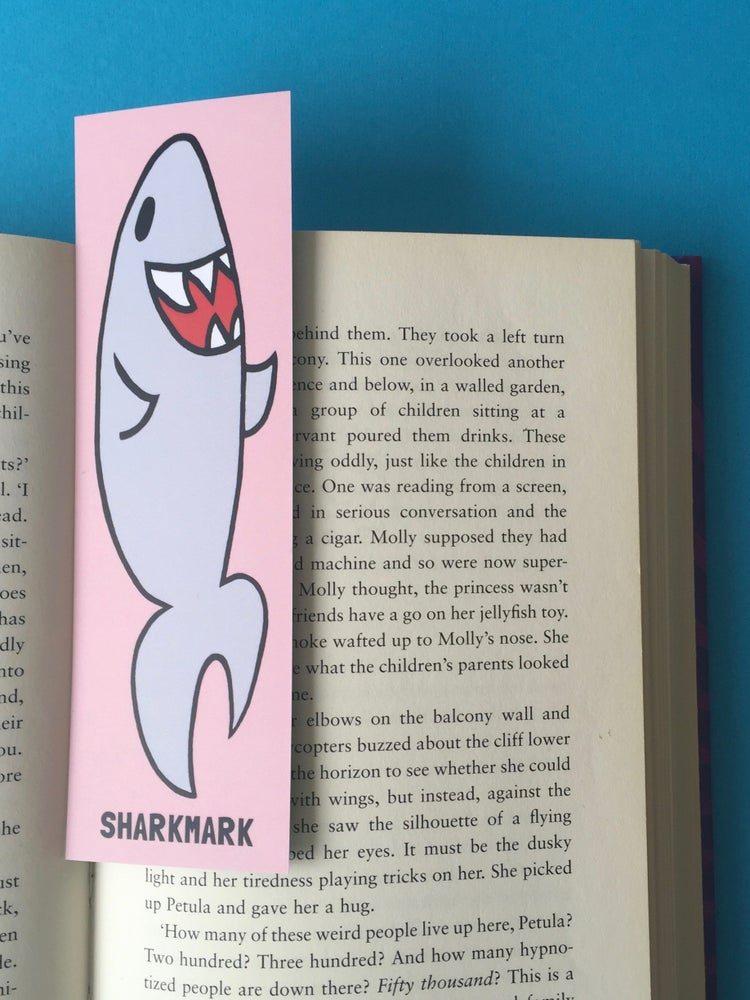 Image of Sharkmark The Bookmark