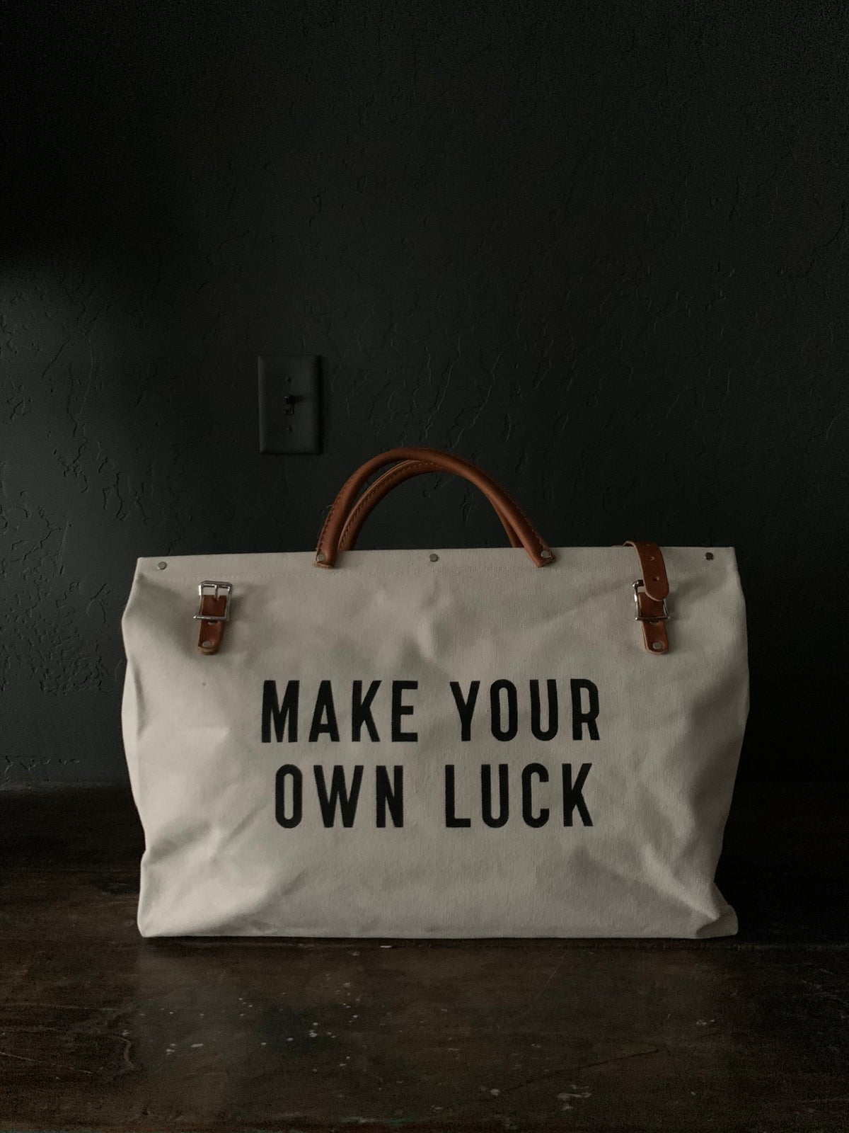 Image of MAKE YOUR OWN LUCK BAG