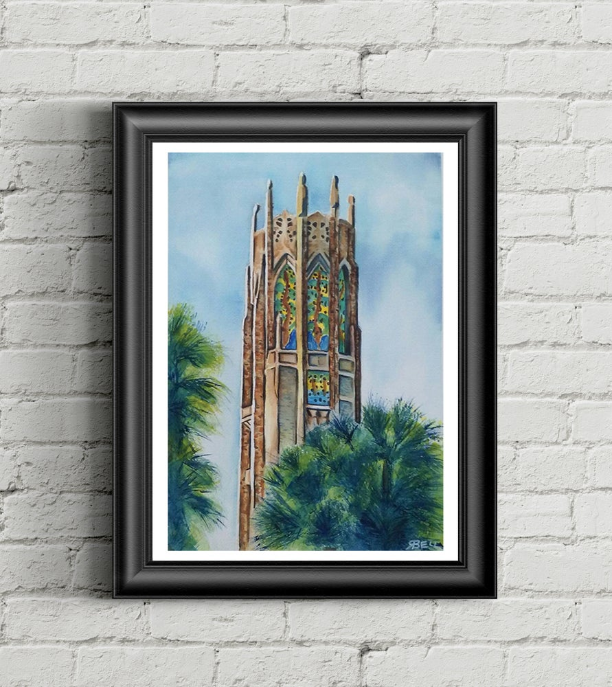 Image of Bok Tower 8x10 print