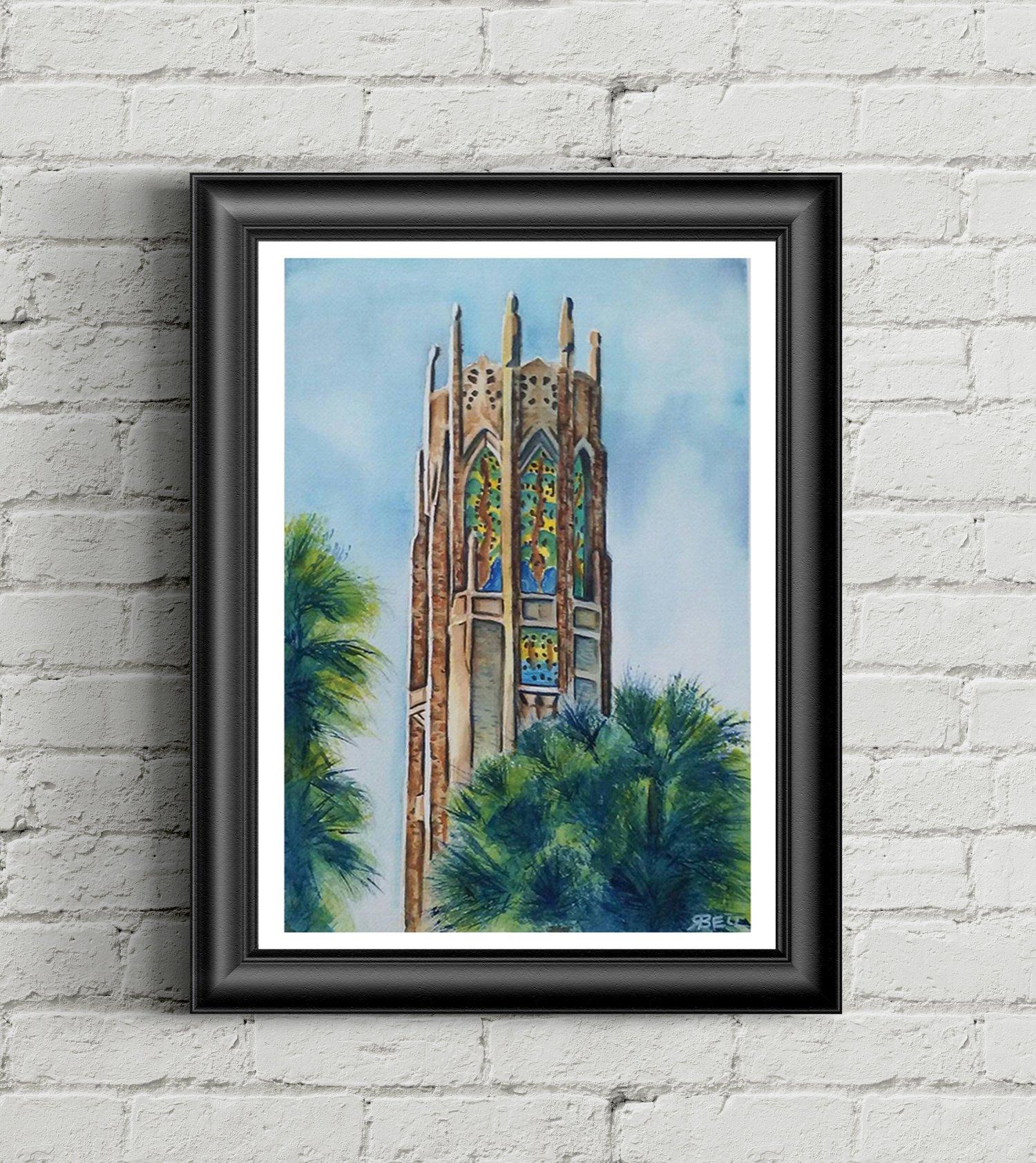 Image of Bok Tower 8x10 print