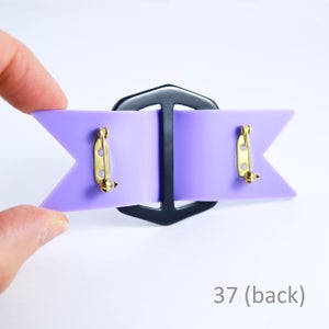 Image of Buckle Brooches 36 to 39