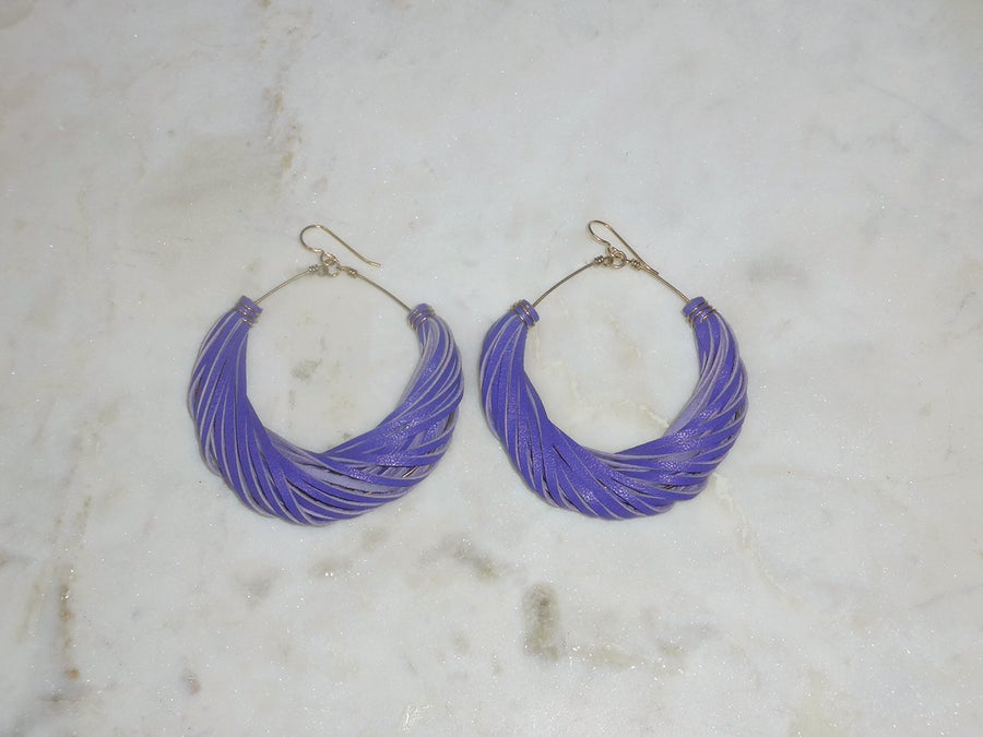 Image of Rebel Chic Signature Hoops Summer Hues