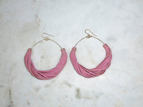 Image of Rebel Chic Signature Pastel Hoops