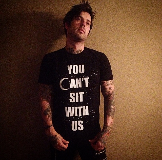 Image of You Can't Sit With Us - Tee